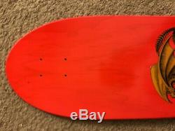 Lance Mountain Powell Peralta Reissue (2012) Future Primitive Pink Deck