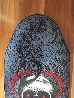 MIKE MCGILL POWELL PERALTA VINTAGE SKULL & SNAKE XT DECK NOS 80s