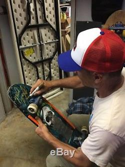 Mike Mcgill Powell Peralta Owned by him and Signed