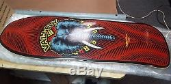 Mike Vallely 2008 Powell Classic Reissue Red New Powell Peralta Bones Brigade