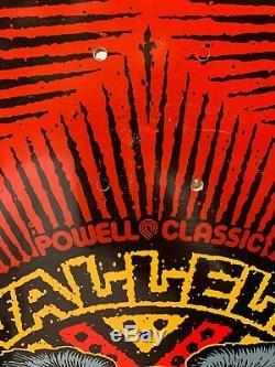 Mike Vallely Powell Peralta 08 Elephant Head Limited Edition Reissue Skateboard
