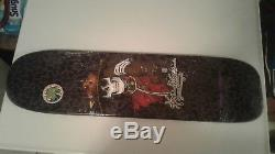 NOS 2011 Powell Peralta Kevin Harris Freestyle Skateboard Deck in Shrink
