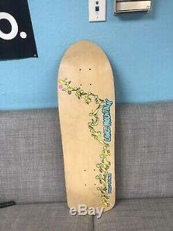 NOS Powell Peralta Lance Mountain DOUGHBOY Deck NATURAL Has been grip taped