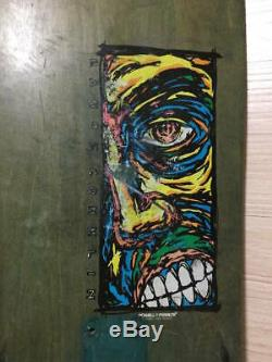 POWELL PERALTA LANCE CONKLIN Vintage 90s SkateBoard Deck Rare F/S