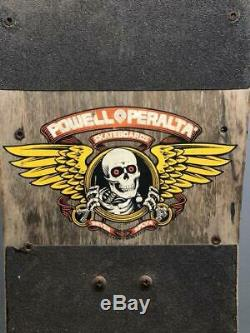 POWELL PERALTA Mike McGill Vintage 90s SkateBoard Deck complete Rare F/S