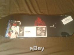 Powell Peralta #4/5 AUTOGRAPHED Mike Vallely Reissue Skateboard Deck