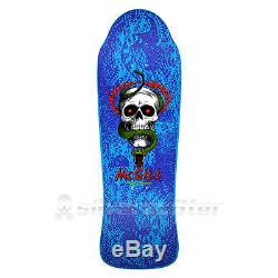 Powell-Peralta Bones Brigade Series 10 Re-Issue McGill Deck with Hanger & Stickers
