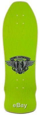 Powell Peralta Mike Vallely ELEPHANT REJECT Skateboard GREEN Out Of Print 2008