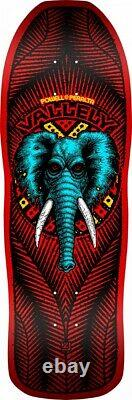 Powell Peralta Mike Vallely ELEPHANT Skateboard Deck RED