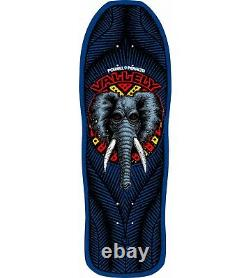 Powell Peralta Mike Vallely Elephant Navy Deck 10.0 Re-issue