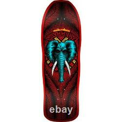 Powell Peralta Mike Vallely Elephant Red Deck 10.0 Re-issue
