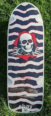 Powell Peralta OG Ripper Skateboard Deck White 10 2019