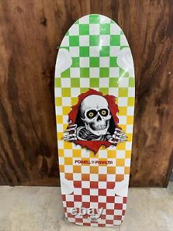Powell Peralta Old School Ripper Deck RE-ISSUE 10 x 31.75