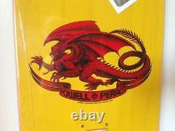 Powell Peralta Ray BONES Rodriguez Deck yellow stain Re-issue 2008