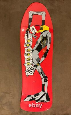 Powell Peralta Ray Barbee Skateboard Deck Re-issue (2014) In Shrink