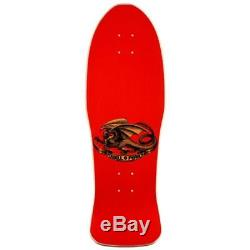 Powell Peralta Steve Caballero CHINESE DRAGON Deck RED Out Of Print 2008