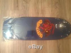 Powell Peralta Steve Caballero Reissue Skateboard Deck 2012 in bag with cards