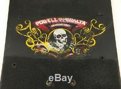 Powell Peralta Tommy Guerrero Iron Gate 1989 Sean Cliver Vintage Skateboard Deck