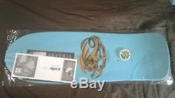 Powell Peralta Tommy Guerrero Reissue Skateboard Deck New 2012 Blue
