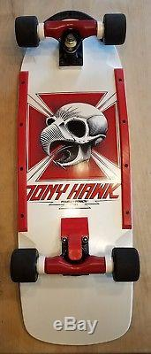 Powell Peralta Tony Hawk reissue complete skateboard with vintage and NOS parts