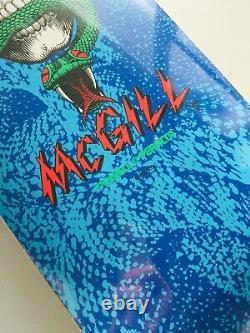 Rare Powell Peralta Mike McGill FLIGHT Skull And Snake Skateboard Deck Andy Cab