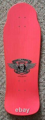 Rare Tony Hawk Bottle Nose Full Size Hot Pink Series 6 Re-issue Deck Brand New