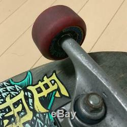 SkateBoard Deck POWELL PERALTA Vintage Collector Item 80's Very Rare Complete