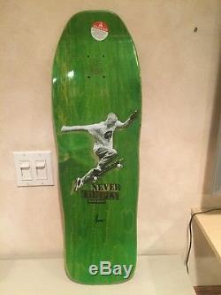 Street Plant Mike Vallely Public Domain Powell Peralta Skateboard Deck