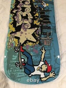 Tommy Guerrero / Lance Mountain powell peralta skateboard Deck Rejected In 1989