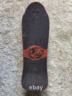 Vintage 1980's Powell Peralta Mike Mcgill Skateboard Deck WithTracking JPN (M4287)