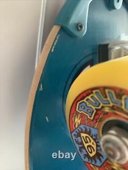 Vintage Mike Mcgill 2006 Reissue 80S Style Complete Skate Board