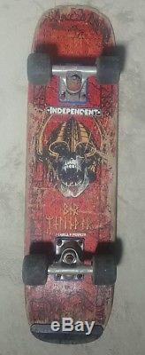 Vintage Rare 80s Per Welinder Powell Peralta skateboard 1986 freestyle mullen